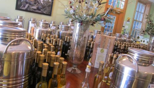Vinegar and Oil: Taste of the Mediterranean