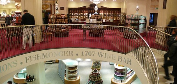 Fortnum & Mason for the Holidays