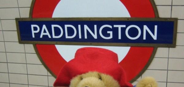 Paddington Bear On Marmalade Tour