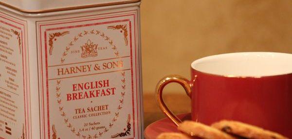 English Breakfast Tea: A Refined Classic