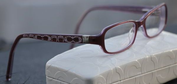 Coach Glasses: Traveling Eye Candy