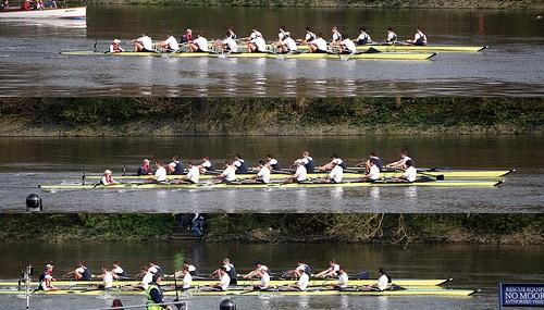 The Boat Race: Oxford and Cambridge Rivalry