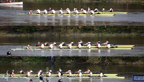 The Boat Race: Oxford and Cambridge Rivalry