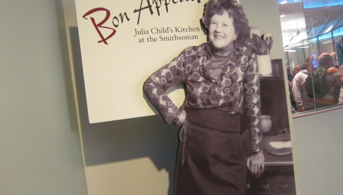 My Visit With Julia Child