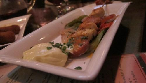 Mediterranean Style Dining