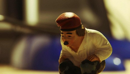 "The Caganer: Spain's ""Potty Crasher"""