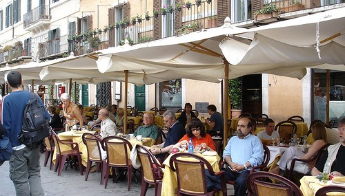 Suggested Bans on Long Lunches in Italy