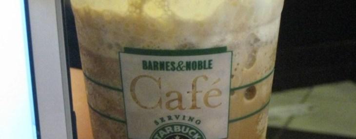 Staycation Destination…Starbucks!