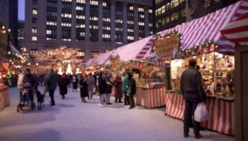 German Christmas Markets In The United States