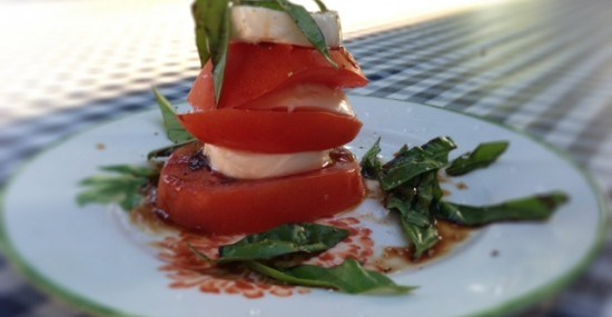 A Taste of Italy: Summer Caprese Salad