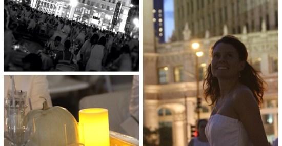 Diner en Blanc: Paris Enchantment in Chicago