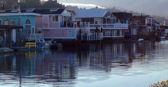 Scenes from Sausalito