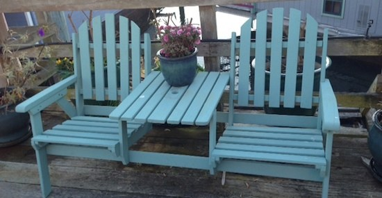 Sausalito chairs