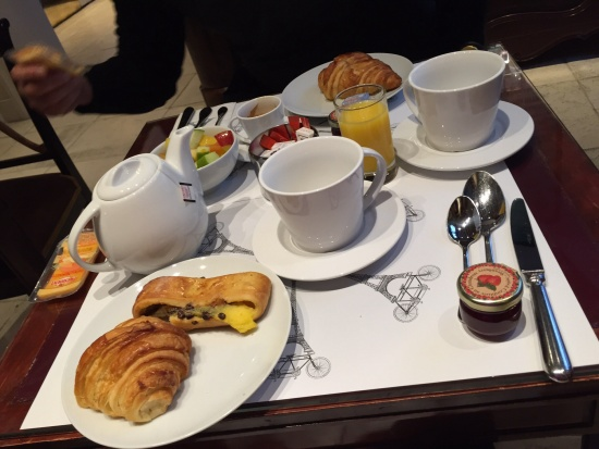 Paris Breakfast Saturday