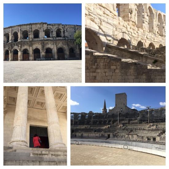 Arles and Nimes