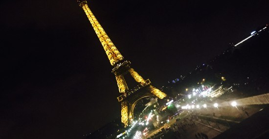 Happy Anniversary Eiffel Tower