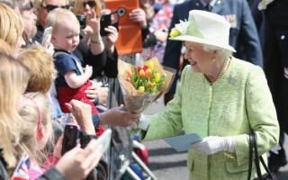 HM Queen Elizabeth II Celebrates 90th Birthday