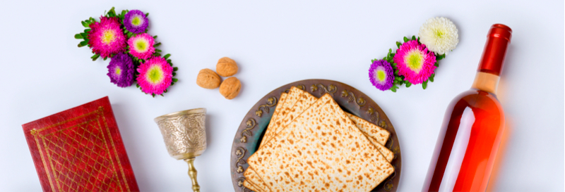 Passover Catering Menus