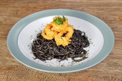 Al Nero Spaghetti