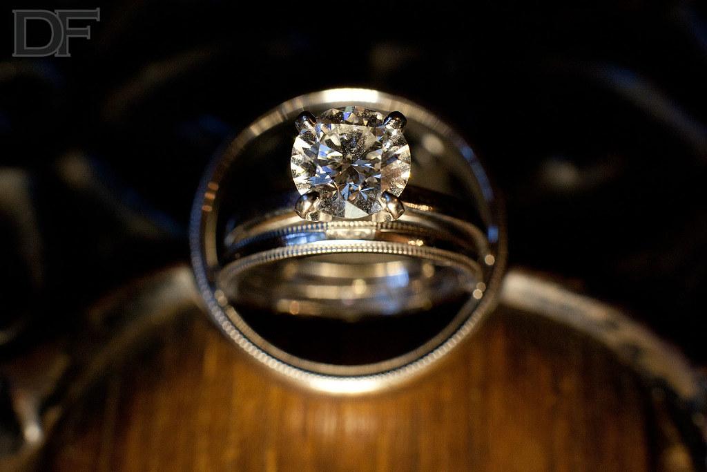 Black Metal Engagement Rings Engagement Rings Alternate Engagement Ring