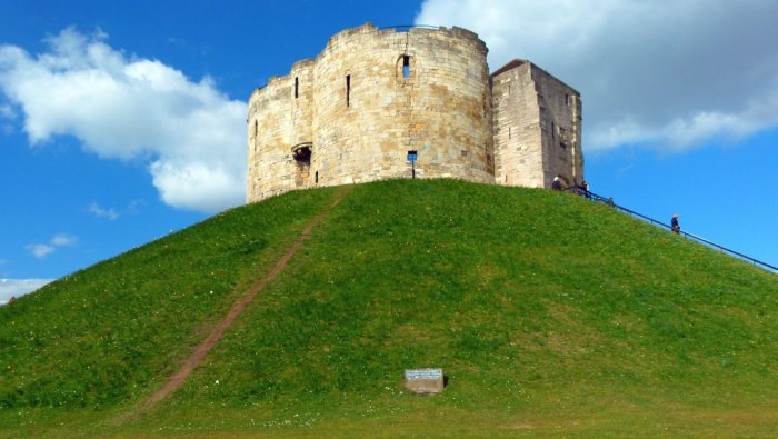 Clifford's Tower, York, Normans