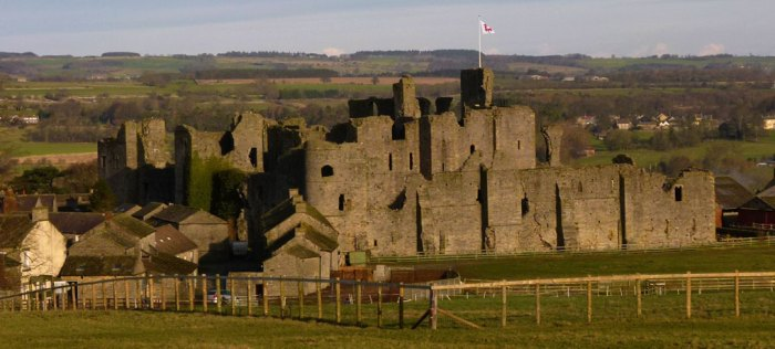 Middleham Castle, North Yorkshire, Neville, Richard III