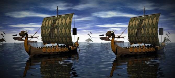 Newsflash – Vikings murder defenceless monks