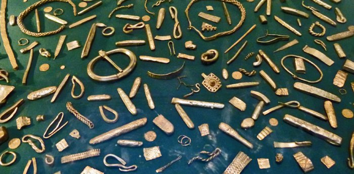 Cuerdale Hoard, River Ribble, Lancashire, British Museum, Vikings