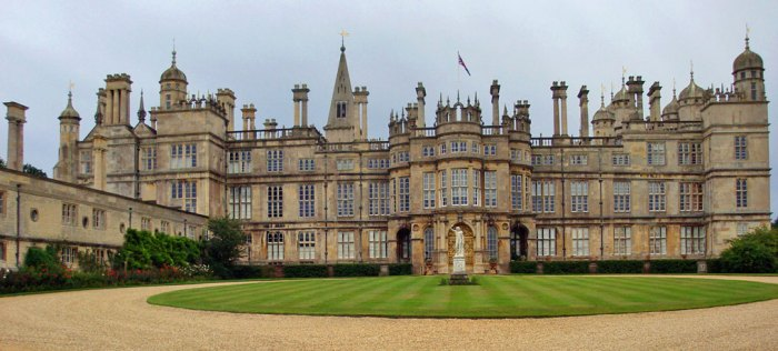Burghley House, William Cecil, Elizabethan England