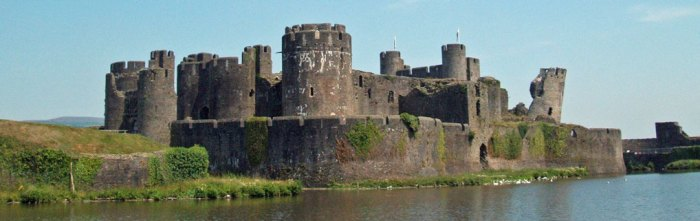 Caerphilly Castle, Wales, Welsh independence