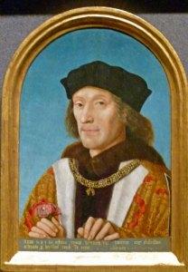 Henry Tudor, Henry VII of England