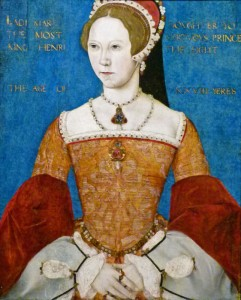 Bloody Mary, Queen Mary I of England
