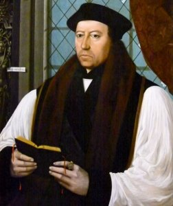 Archbishop Thomas Cranmer, English Reformation