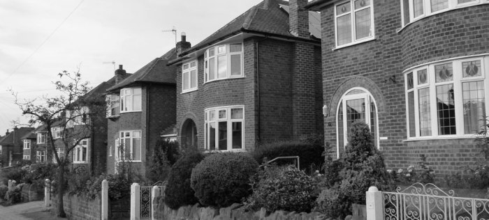 Housing, Britain in the 1920s and 30s