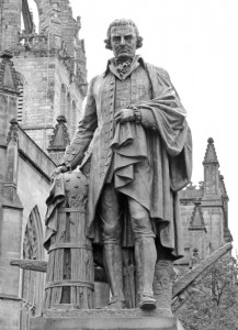 Adam Smith, Wealth of Nations, statue, Edinburgh, the Enlightenment