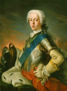 Charles Edward Stuart, Bonnie Prince Charlie, the Young Pretender', Jacobite, rebellion