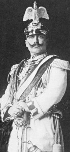 Kaiser Wilhelm II, causes of the First World War