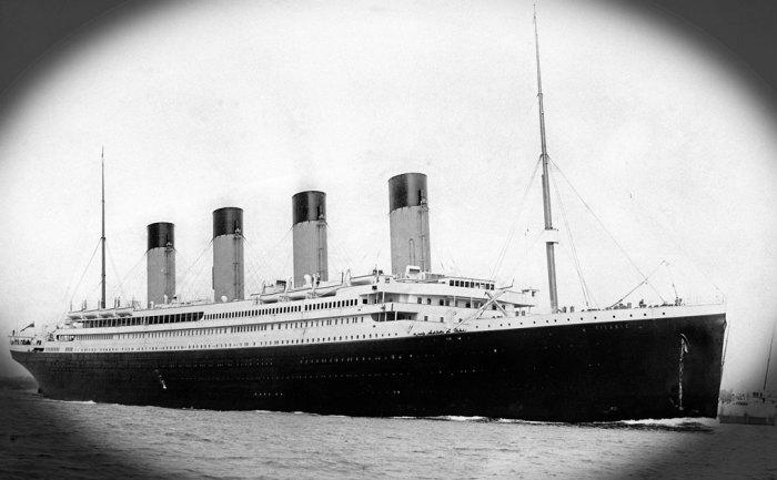 RMS Titanic, Edwardian Britain