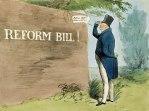 Reform Bill! King William IV