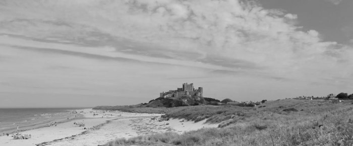 Bamburgh Castle, North East