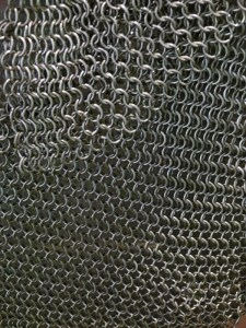 Chain mail, English Heritage, Battle