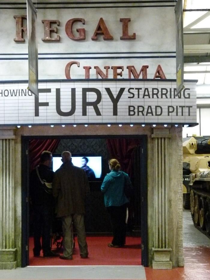 Film, tank, Fury