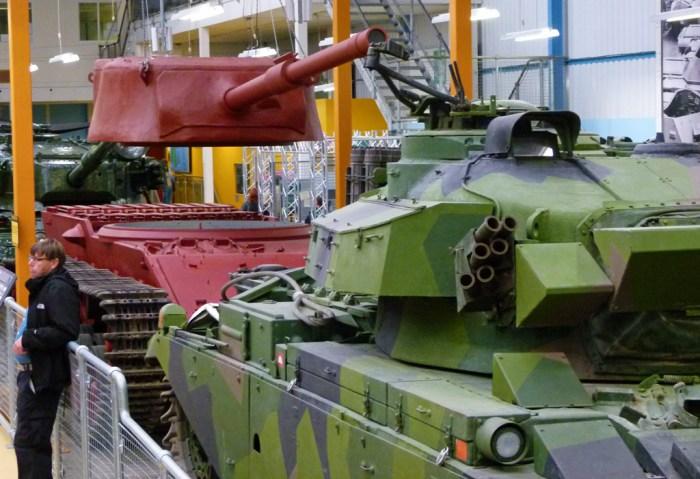 Tank factory, tank museum, Bovington