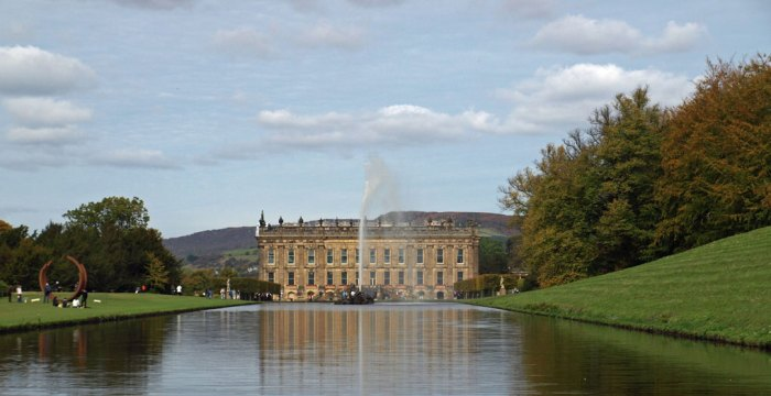 Chatsworth House, Duke of Devonshire, East Midlands
