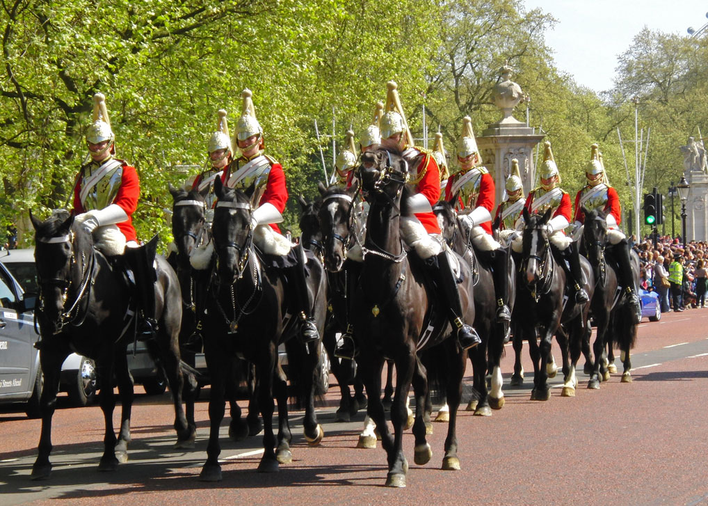 Horseguards, Things to do in London