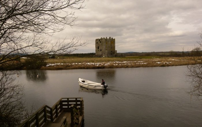 Threave Castle, island