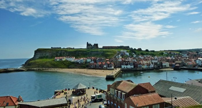 Whitby Harbour, Yorkshire and the Humber