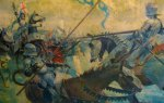 Battle of Bosworth 22nd August 1485