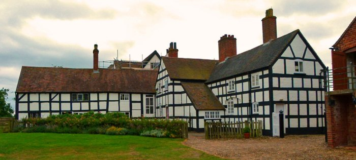 Boscobel House, Shropshire