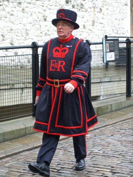 Yeoman Warder